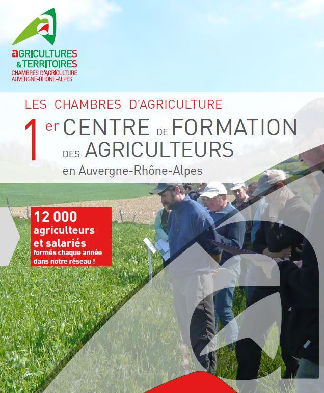 Les chambres d 39 agriculture 1er centre de formation en - Chambre agriculture alpes maritimes ...